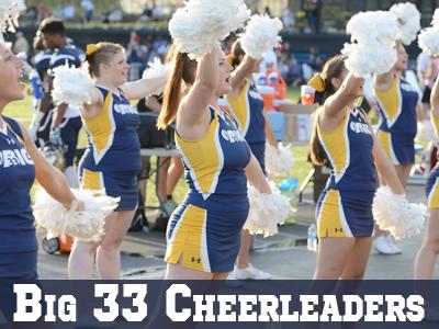 big-33-cheer