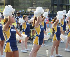 2018 Cheerleaders Announced