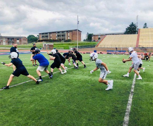 2020 Rising Stars Football Academy Big 33 Football Camp