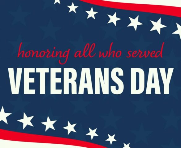 Thank You To Our Vets!
