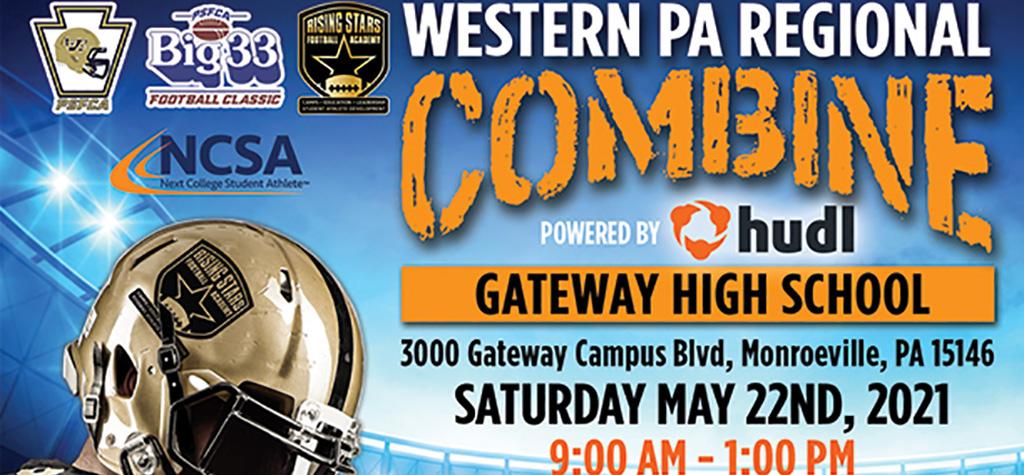 Western PA Combine Registration Now Open