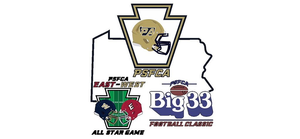 Locked, loaded and ready to go! Your final rosters for the PSFCA East/West All Star Game and the Big 33 Classic!
