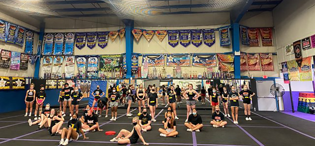 Big 33 & East West game cheerleaders hold first practice (pictures)