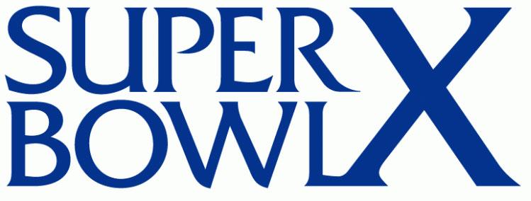 Super Bowl 10